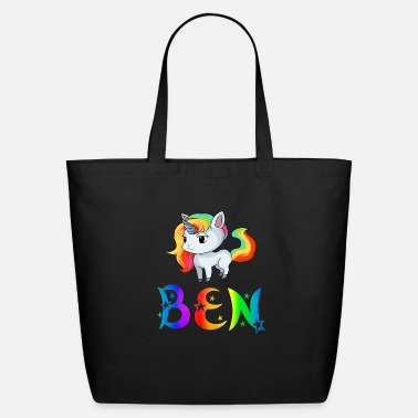 Ben Ben Unicorn - Eco-Friendly Tote Bag