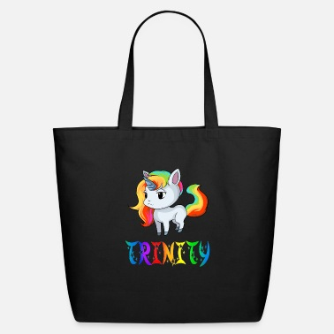 Trinity Trinity Unicorn - Eco-Friendly Tote Bag