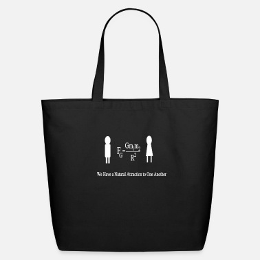 Attractive Attraction - Eco-Friendly Tote Bag