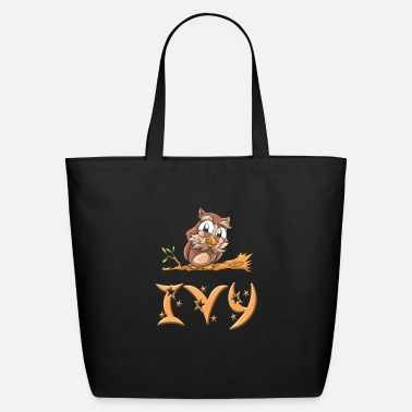 Ivy Ivy Owl - Eco-Friendly Cotton Tote