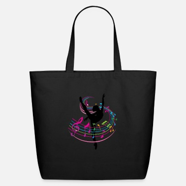Dancer Ballet Dancer - Eco-Friendly Tote Bag