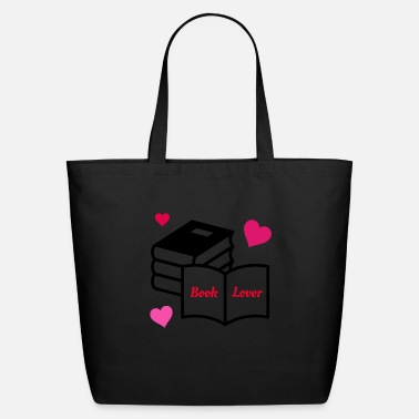 Book Lover - Eco-Friendly Tote Bag