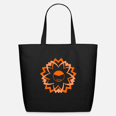 Umeven chrysanthemum - Eco-Friendly Tote Bag