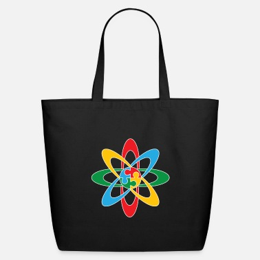 Diversity and Inclusion /Autism Awareness - Eco-Friendly Tote Bag