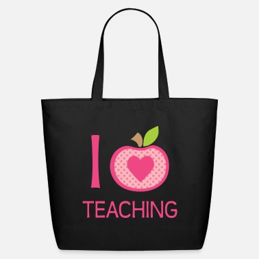 School Teacher Back To School Gift - Eco-Friendly Tote Bag