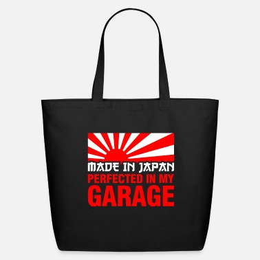made in japan - Eco-Friendly Tote Bag