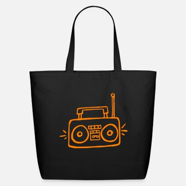Radio radio - Eco-Friendly Tote Bag