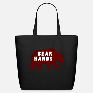 Bear Hands - Eco-Friendly Tote Bag