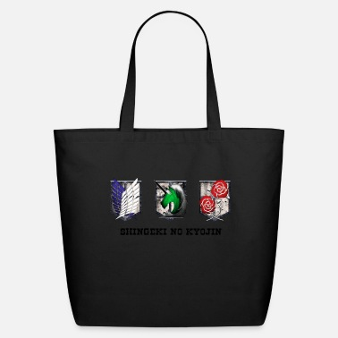 Attack On Titan attack on titan - Eco-Friendly Tote Bag