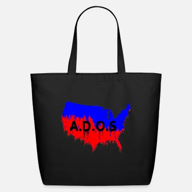 Reparations Official USA ADOS Design/Reparations/400 Years - Eco-Friendly Tote Bag