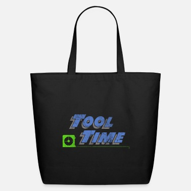 Binford Tool Time Tool Time - Eco-Friendly Tote Bag