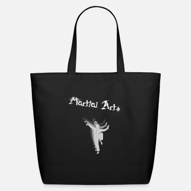 Martial Art Martial Arts Martial Arts Martial Arts Martial Art - Eco-Friendly Tote Bag