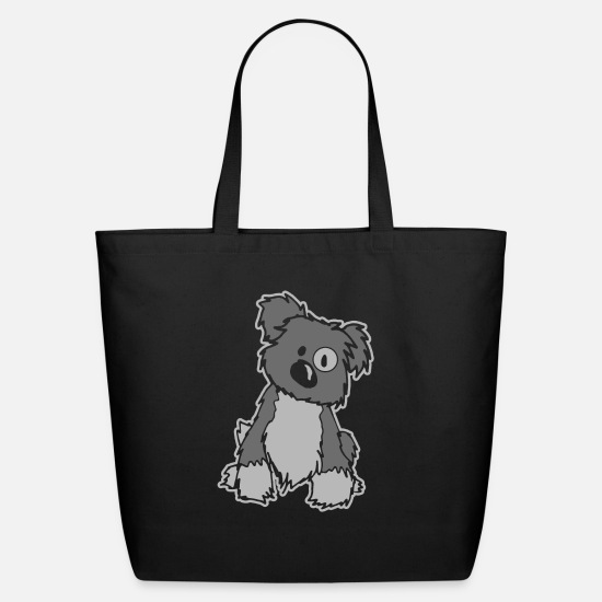 Dog Owner Bags & Backpacks - Sweet Dog - Eco-Friendly Tote Bag black