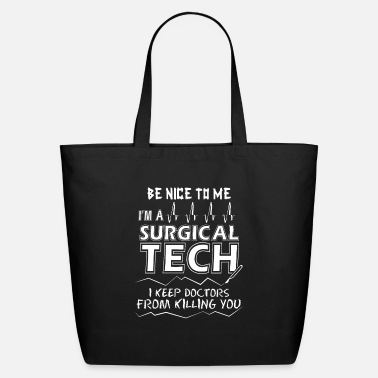 Technology Medical Gift For Surgical Techs and Nurse - Eco-Friendly Tote Bag