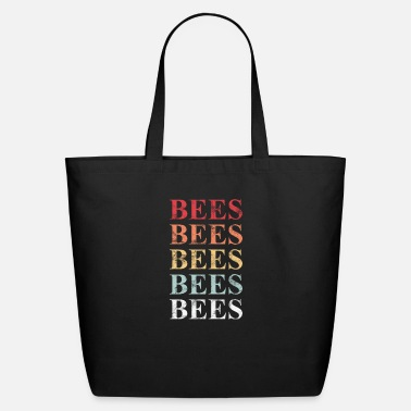 Bee BEES BEES BEES BEES - Eco-Friendly Tote Bag