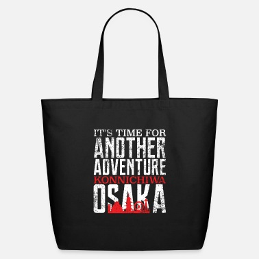 Osaka Osaka - Eco-Friendly Tote Bag