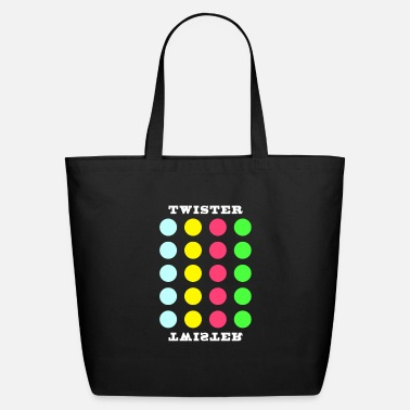 Group Let's Play Twister Game Shirt Family Group Twister - Eco-Friendly Tote Bag