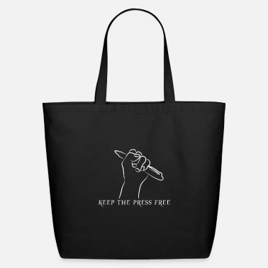 Freedom Of Expression Journalist Freedom of Expression - Eco-Friendly Tote Bag