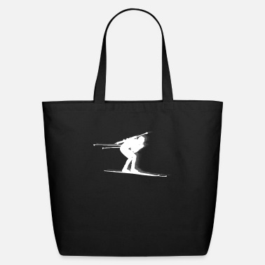 Ski Resort Biathlon Ski resort - Eco-Friendly Tote Bag