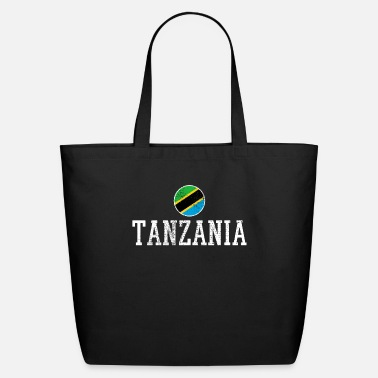 Africa Tanzania - Eco-Friendly Tote Bag