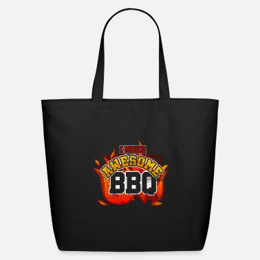 Gourmet Barbecue Gourmet - Eco-Friendly Tote Bag