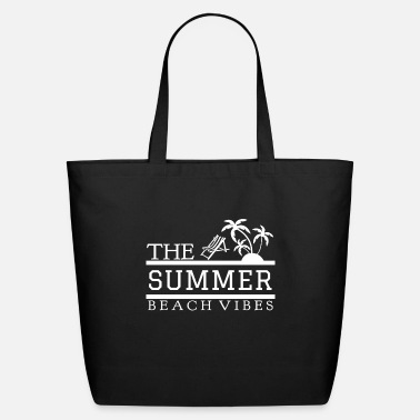 Summer Holidays2019 Summer - Eco-Friendly Tote Bag
