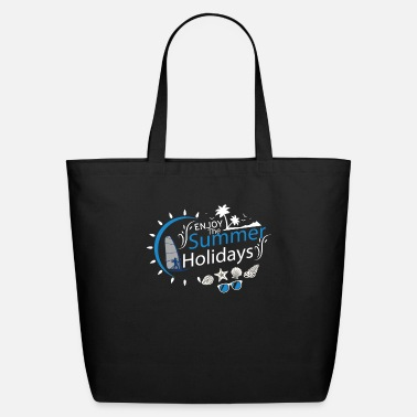 Summercontest ENJOY THE SUMMER HOLIDAYS - Eco-Friendly Tote Bag