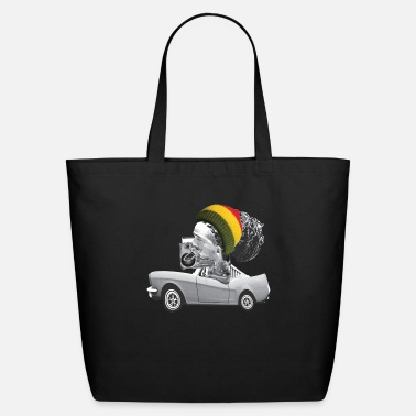 Rasta Reggae Rasta Peace - Eco-Friendly Tote Bag