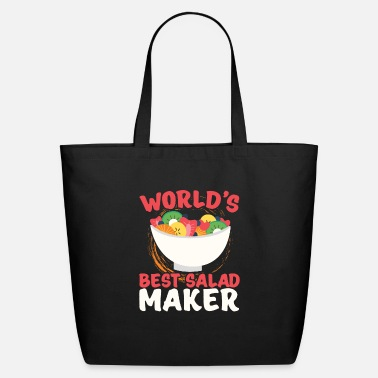 Salad Salad Maker - Eco-Friendly Tote Bag