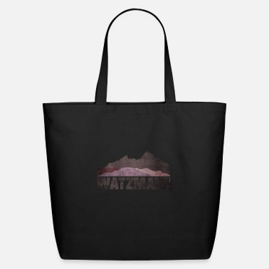 Berchtesgaden The Watzmann - Eco-Friendly Tote Bag