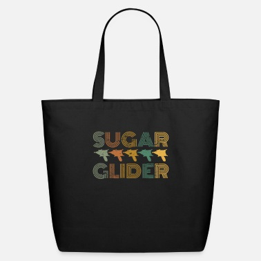 Sugar Sugar Glider Squirrel - Eco-Friendly Tote Bag