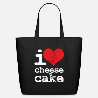 Cheesecake Cheesecake Vintage - Eco-Friendly Tote Bag