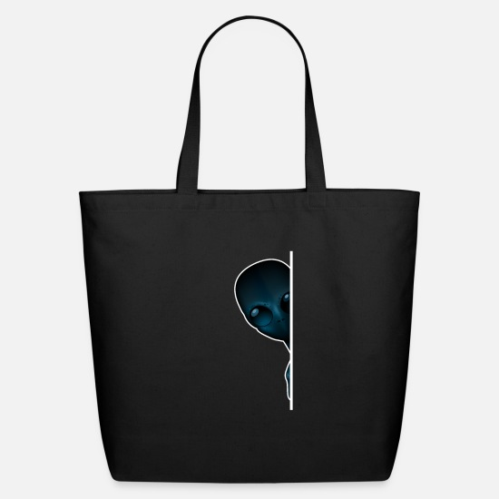 Storm Bags & Backpacks - Alien - Eco-Friendly Tote Bag black