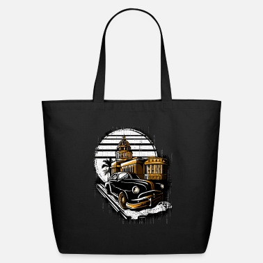 Capitol Havana Cuba Capitol Gift - Eco-Friendly Tote Bag