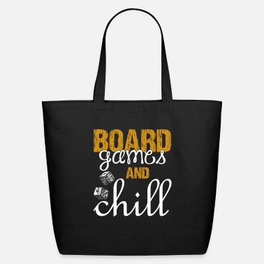 Games Board Dice Gift Gambling Play Cards Games - Eco-Friendly Tote Bag