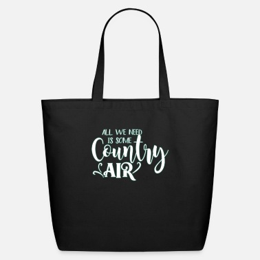 Country Country - Eco-Friendly Tote Bag