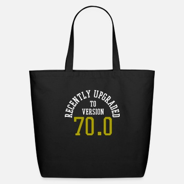 Birthday 70th Birthday - Eco-Friendly Tote Bag