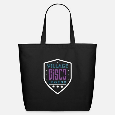 Village Disco Legend Beer Festival Departure Party - Eco-Friendly Tote Bag