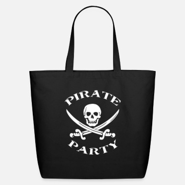 Pirate Party Pirate Party - Eco-Friendly Tote Bag