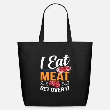 Meat Meat - Eco-Friendly Tote Bag