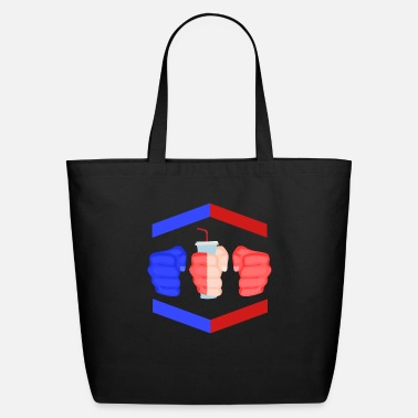 Gamebred Sticker 3 Piece And A Soda Cuban Gamebred MMA Fighter Fun - Eco-Friendly Tote Bag