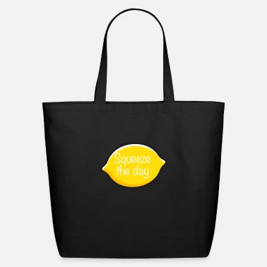 Squeeze the day - Eco-Friendly Tote Bag