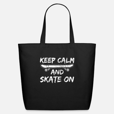 Skateboard Skateboard Skateboarding - Eco-Friendly Tote Bag