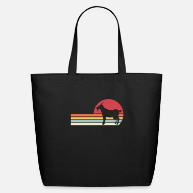Goat Goat Retro - Eco-Friendly Tote Bag