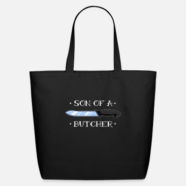 Shopping Son Of A Butcher - Butcher - Eco-Friendly Tote Bag