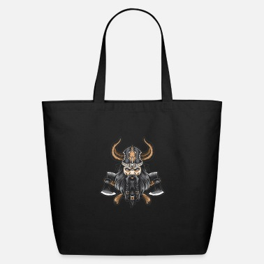 Norway Viking Warrior Northmen Odin Dragon Boats Gifts - Eco-Friendly Tote Bag