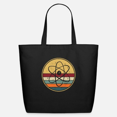 Nuclear Funny Physicist Gift I Science Physics Atom - Eco-Friendly Tote Bag