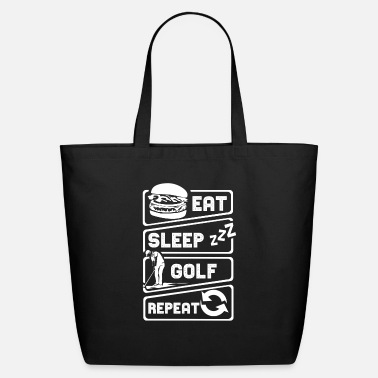 Golf Golf Golfing - Eco-Friendly Tote Bag