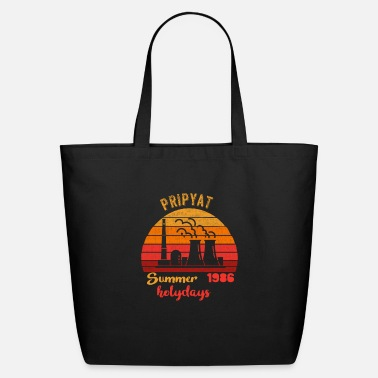 Chernobyl 3.6 Roentgen Not Great, Not Terrible Chernobyl - Eco-Friendly Tote Bag