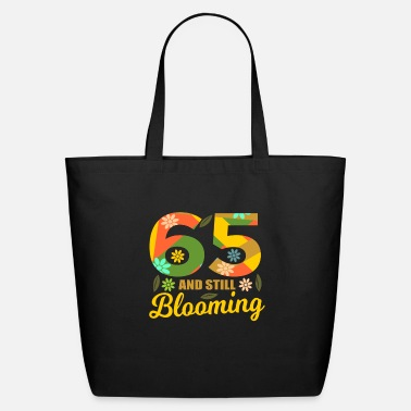 Turn 65th Birthday 65 years old 65th Party Gift Idea - Eco-Friendly Tote Bag